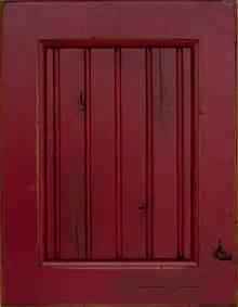Barn Red Kitchen Cabinets Alder And Knotty Alder R D Henry Amp Company