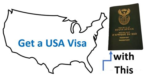 Applying For A Visa To Usa With Criminal Record Usa Visa Requirements For South Africans