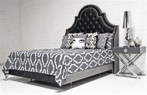 www roomservicestore bel air bed in charcoal