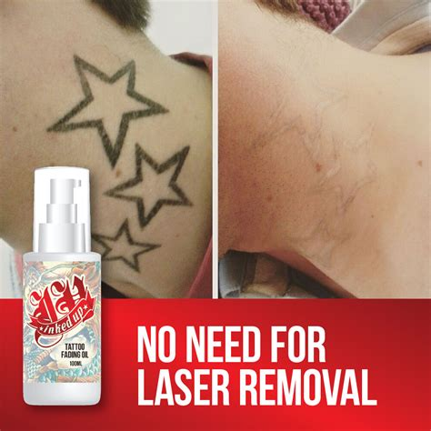 tattoos removal cream inked up fading removal max strength