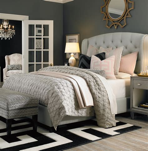 Hotel Style Bedroom Furniture How To Create A Hotel Chic Guest Bedroom Home Trends Magazine