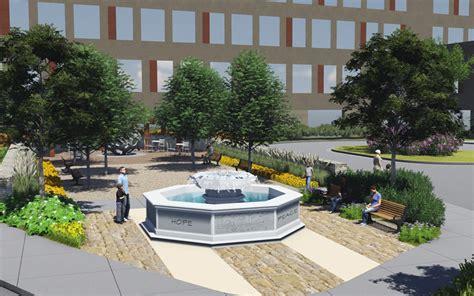 gwinnett forum focus distinctive marble water garden to