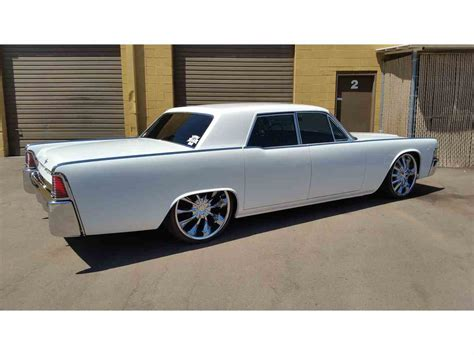 1965 lincoln continental convertible for sale black 1965 lincoln continental for sale classiccars cc