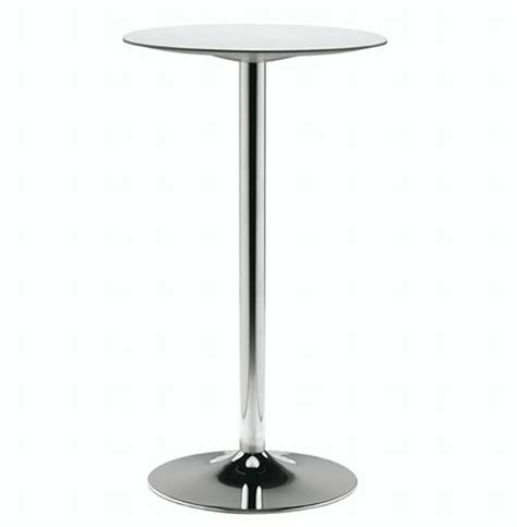 Dining Room Table Base For Glass Top sintesi orbit high table bar table dining room