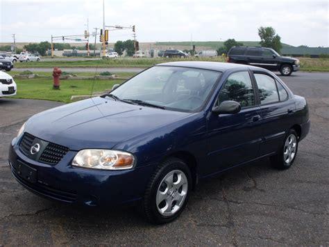 nissan sentra blue ride auto 2006 nissan sentra blue