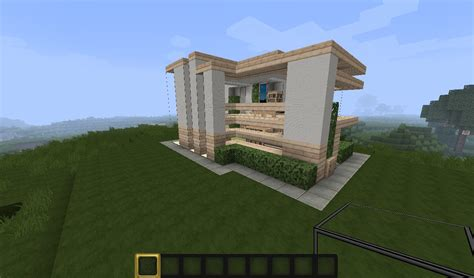 small house minecraft minecraft small modern house minecraft project