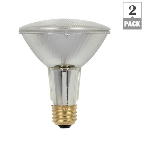 neck recessed light bulbs westinghouse 60 watt halogen par30 eco par plus neck