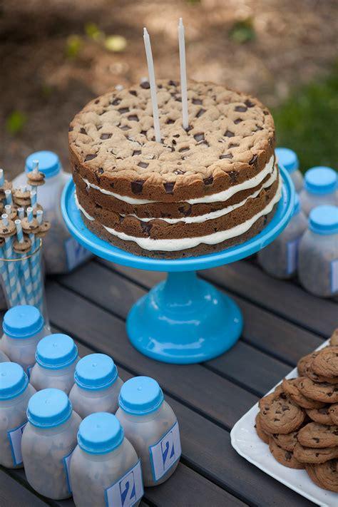milk cookies birthday party birthday cakes birthdays  cake