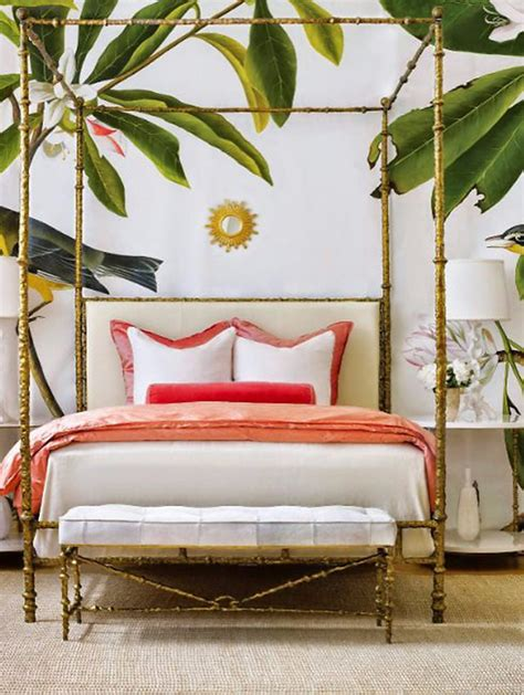 bed trends 2017 summer trends 2017 bedroom inspiration with tropical
