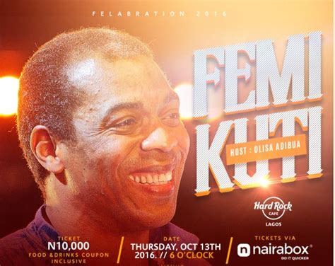 Attestation Letter From Mosque felabration presents femi kuti live at rock cafe