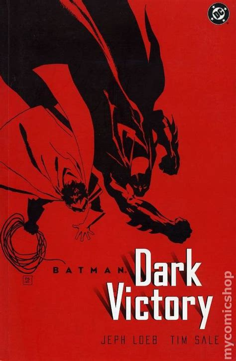 batman dark victory batman dark victory tpb 2002 dc 1st edition comic books