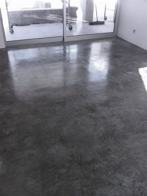 Concrete Garage Floor Stain by The World S Catalog Of Ideas