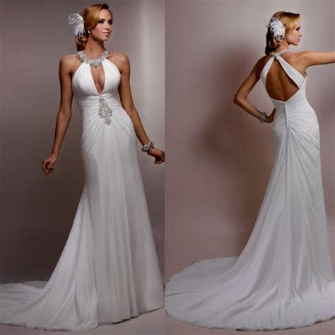 Cheap Bridal Dresses by Cheap Halter Wedding Dresses