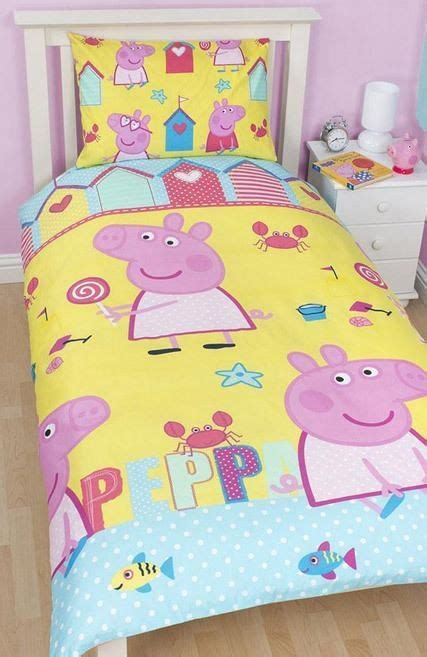 peppa pig comforter set peppa pig beds bedrooms pinterest comforter and