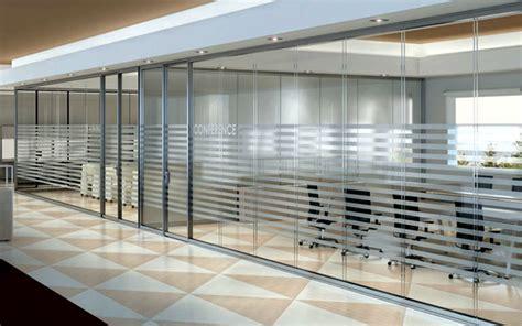 pareti vetrate uffici vetrate allwell