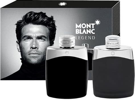 Parfum Kw Mont Blanc Legend mont blanc legend set of 2 for 100ml edt and after