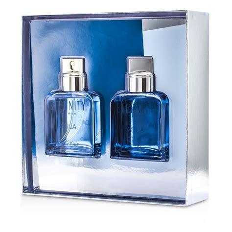 Parfum Eternity Aqua For Edt 100ml calvin klein eternity aqua coffret edt spray 100ml 3 4oz after shave lotion 100ml 3 4oz fresh