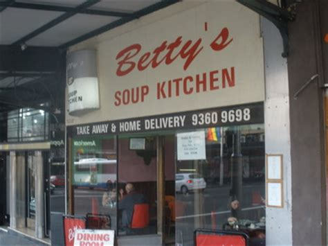 Betty S Kitchen by Betty S Soup Kitchen Sydney