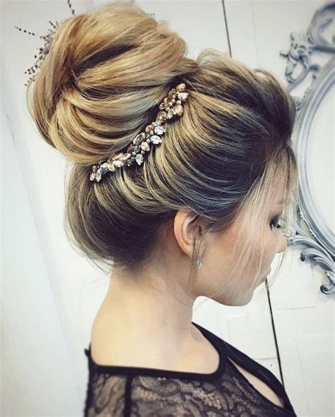 Bun Hairstyles For Hair by 17 Best Ideas About Wedding Updo Hairstyles On