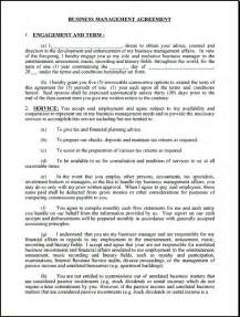 business management contract template artist business manager contract musiccontracts