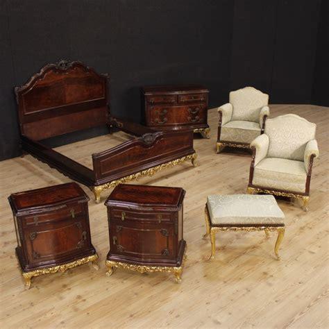 mobili antiquariato ebay letto spagnolo mobile in legno mogano dorato stile antico