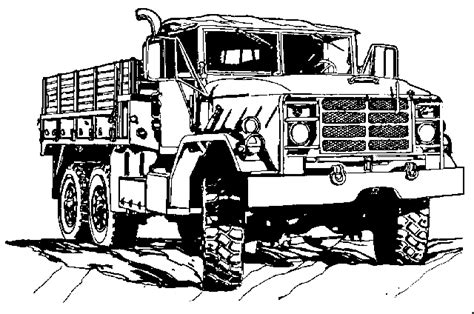 coloring pictures of army trucks army truck coloring pages dmva tanks and trucks vitlt com
