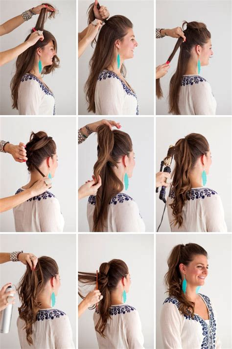 ponytailsmadeat the saloon hair hacks 3 ways to take your ponytail to the next level