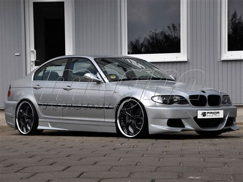 bmw e46 modified bmw e46 exclusive body kit