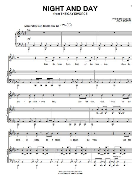 s day song instrumental and day sheet direct