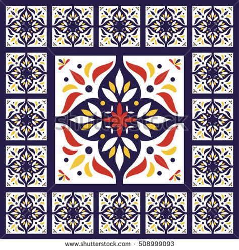pattern a espanol spanish pattern stock images royalty free images