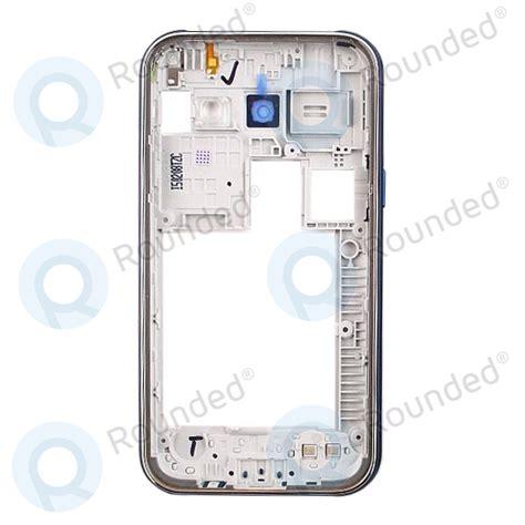 Samsung J1 Sm J100h Samsung Galaxy J1 Sm J100h Middle Cover Black