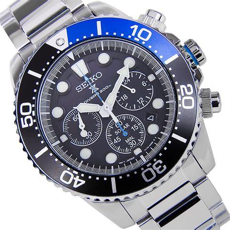 seiko dive watches seiko ssc017p1 solar chronograph dive