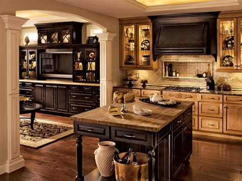 Craft Made Kitchen Cabinets Kraftmaid Cabinets Offer Design Style Affordability