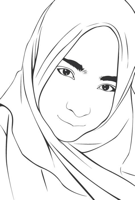 tutorial membuat line art vector how to draw line art illustrator tutorial bennyqibal art