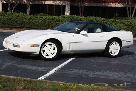 30th anniversary corvette 1988 corvette 35th anniversary for sale