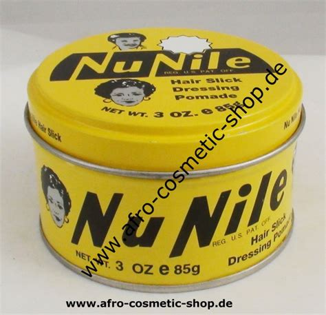 Pomade Nu Nil nu nile pomade afro cosmetic shop