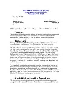 Disability Appeal Letter Format Best Photos Of Exles Of Va Appeal Letters Va Disability Award Letter Sle Disability