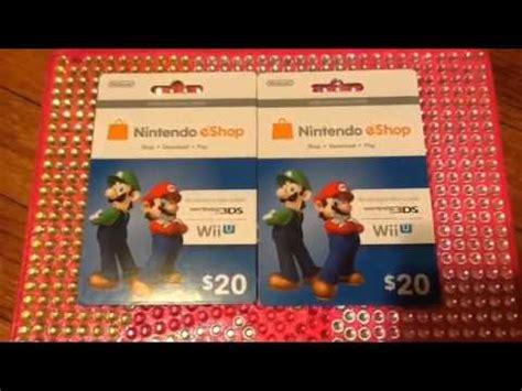 Eshop Card Giveaway - 20 nintendo eshop card giveaway closed doovi