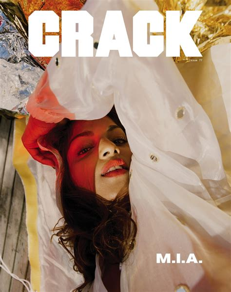 preteen girls cracks cover story m i a let the kids run wild