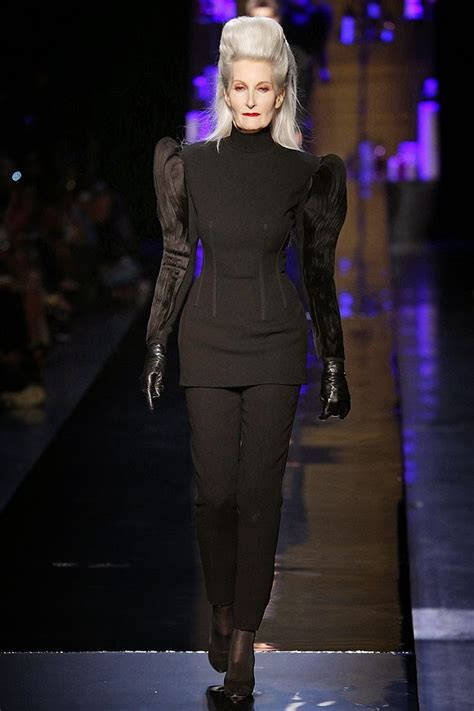 Runway Report Jean Paul Gaultier Couture by Runway Report Haute Couture Fashion Week Jean