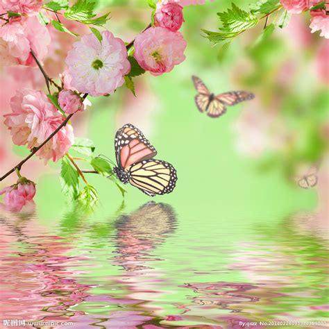Fiori Hijau Muda 春天风景摄影图 自然风景 自然景观 摄影图库 昵图网nipic