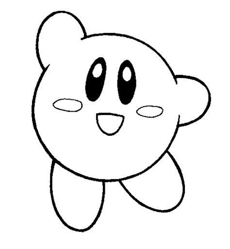 printable coloring pages kirby kirby coloring pages coloringpagesabc