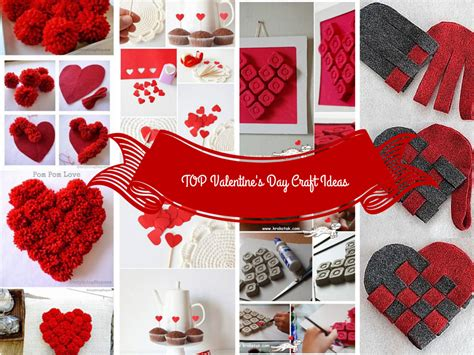 top  valentines day craft ideas  inspire