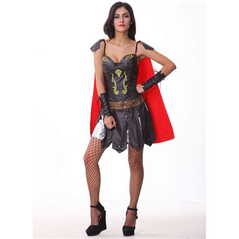 amazon warrior woman costume aliexpress com buy halloween woman warrior costume