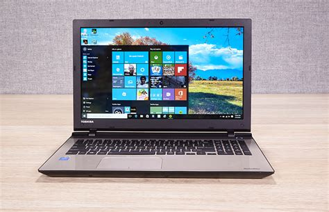 toshiba satellite l55 c5340 review and benchmarks
