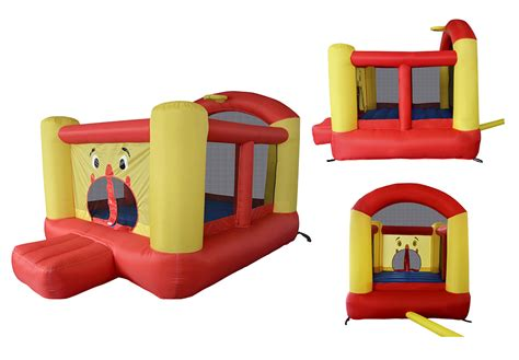 inflatable bounce house inflatable bounce play house mouse mighty moonwalk jump castle toddler jumper 1 ebay