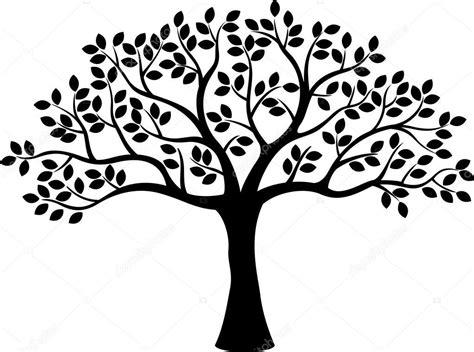 plantillas de decoracion navideñeo arbol descargar silueta de 225 rbol ilustraci 243 n de stock 53335539 cuadros siluetas