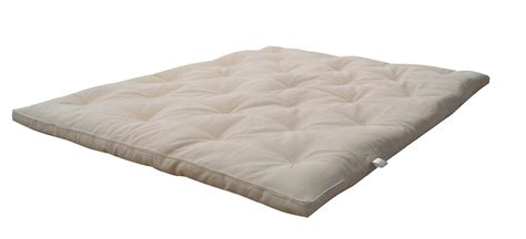 futon per shiatsu futon shiatsu bio 3 cm 1 strato in cotone misure