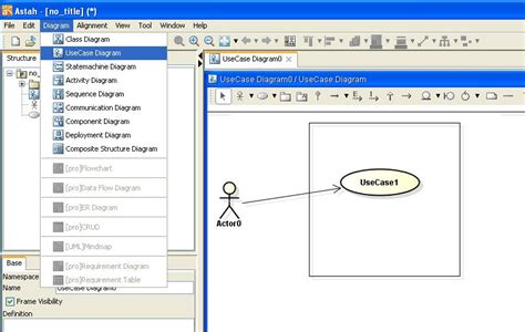 cara membuat use case diagram di staruml pengetahuan dasar uml dasar membuat diagram class use