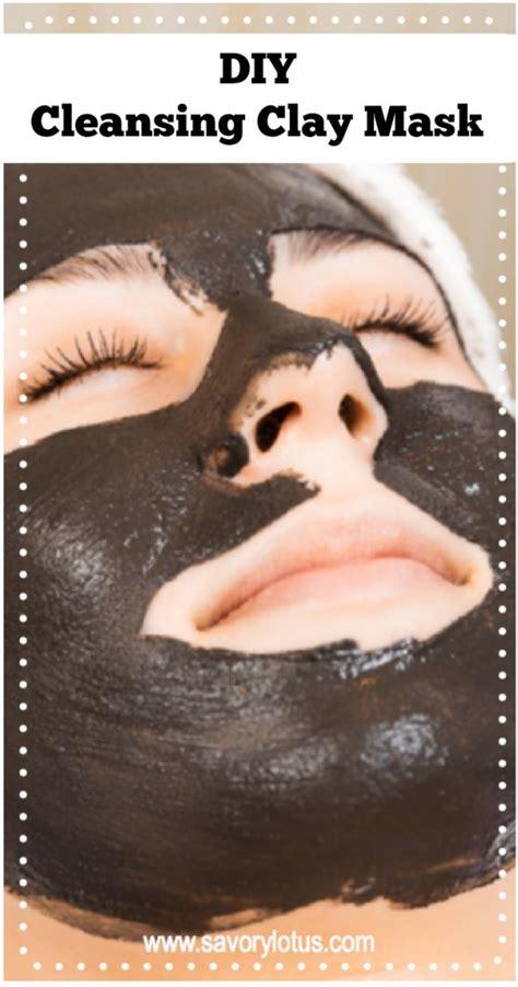 diy cleansing mask diy cleansing clay mask recipe melaleuca bentonite and clay